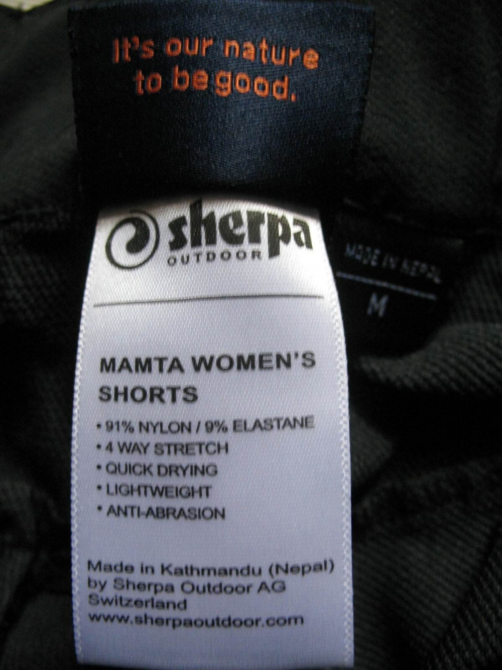 Шорты SHERPA mamta shorts-skirt lady (размер M) - 8