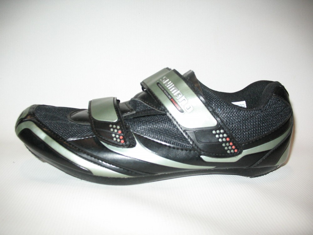 Велотуфли SHIMANO sh-r064 road shoes (размер EU44(на стопу до 278 mm)) - 1