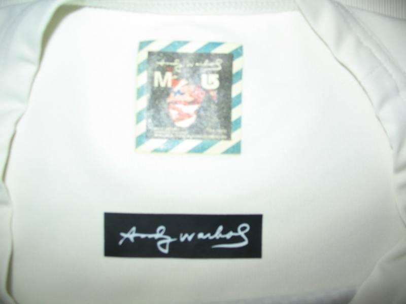 Кофта BURTON andy warhol compression jersey lady  (размер M) - 2