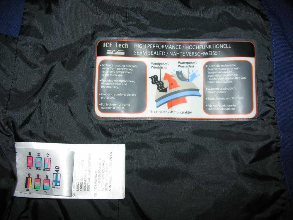 Куртка ICEPEAK icetech outdoor jacket lady (размер 40/M) - 8