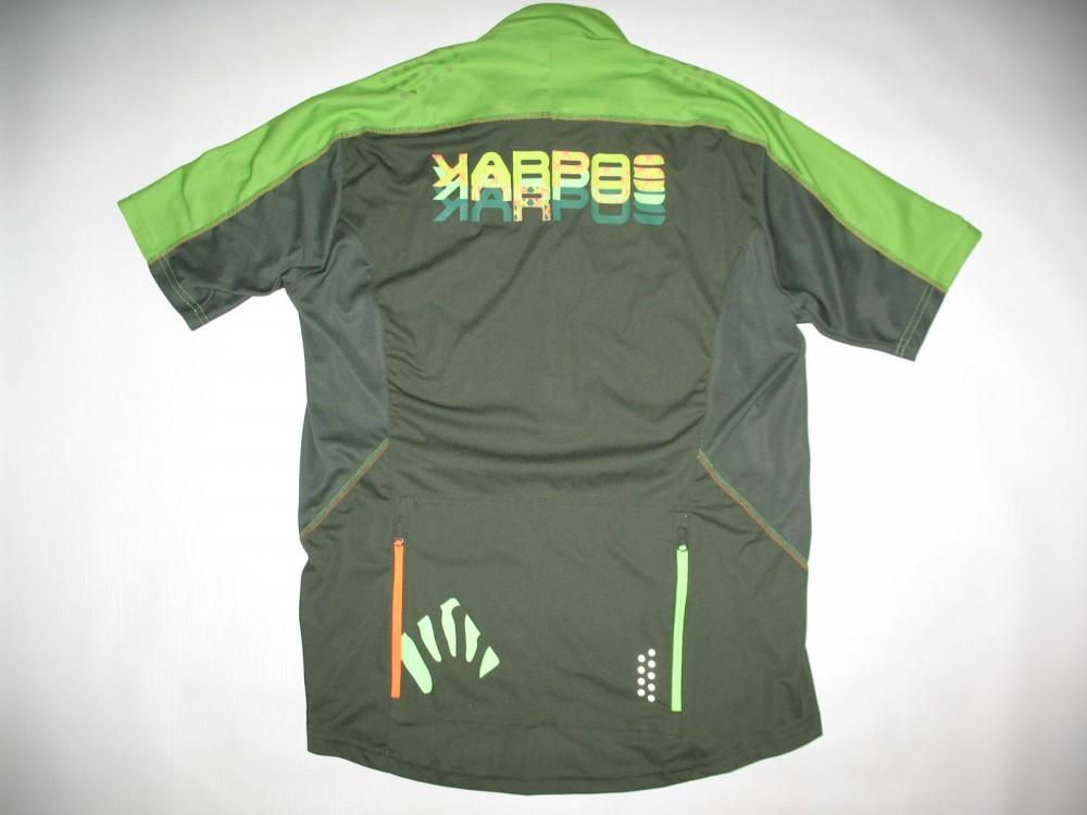 Веломайка KARPOS by SPORTFUL rapid cycling jersey (размер XL) - 3
