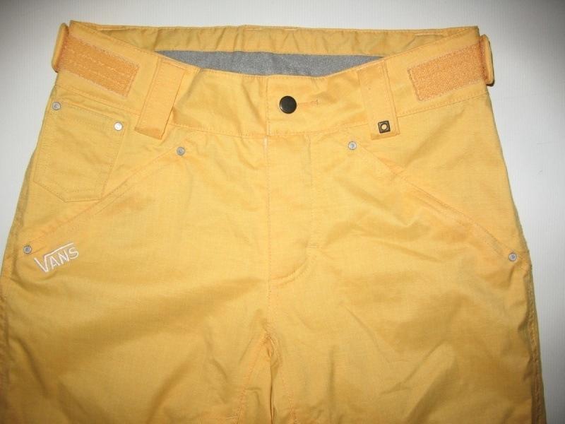 Штаны VANS 10/10 pants lady  (размер XS) - 2