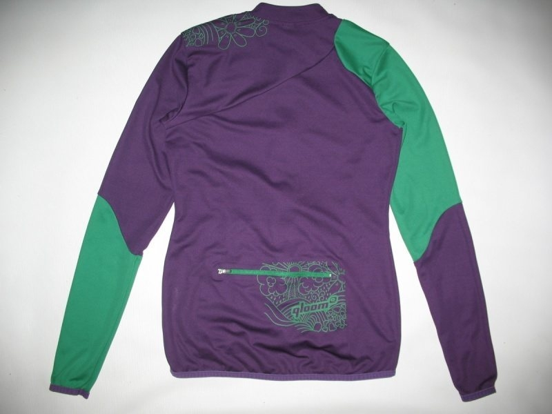 Кофта GLOOM longsleeve bike jersey lady (размер S) - 1
