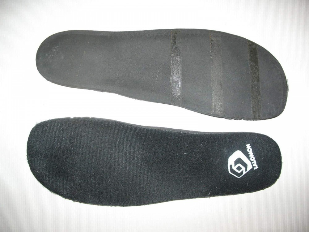 Ботинки SALOMON pearl boa snowboard boots (размер US10/UK8,5/EU42,5(на стопу до 270mm)) - 11