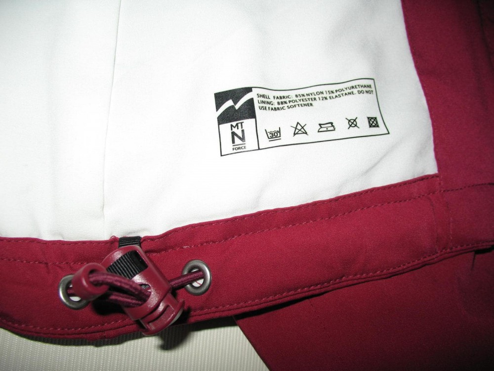 Куртка MOUNTAIN FORCE outdoor jacket lady (размер 36/S) - 8