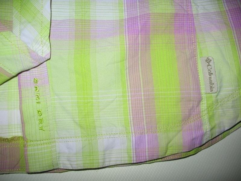 Рубашка COLUMBIA titanium shirt lady (размер XS/S) - 6