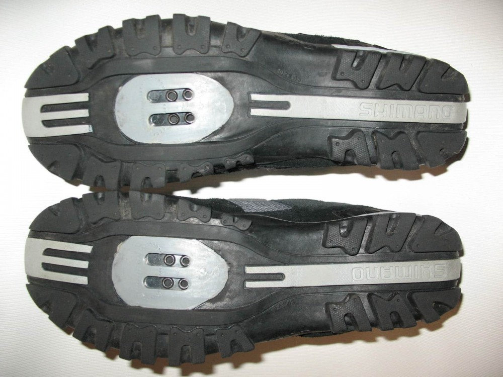 Велотуфли SHIMANO sh-mt40 mtb shoes (размер US9/EU43(на стопу до 272 mm)) - 6