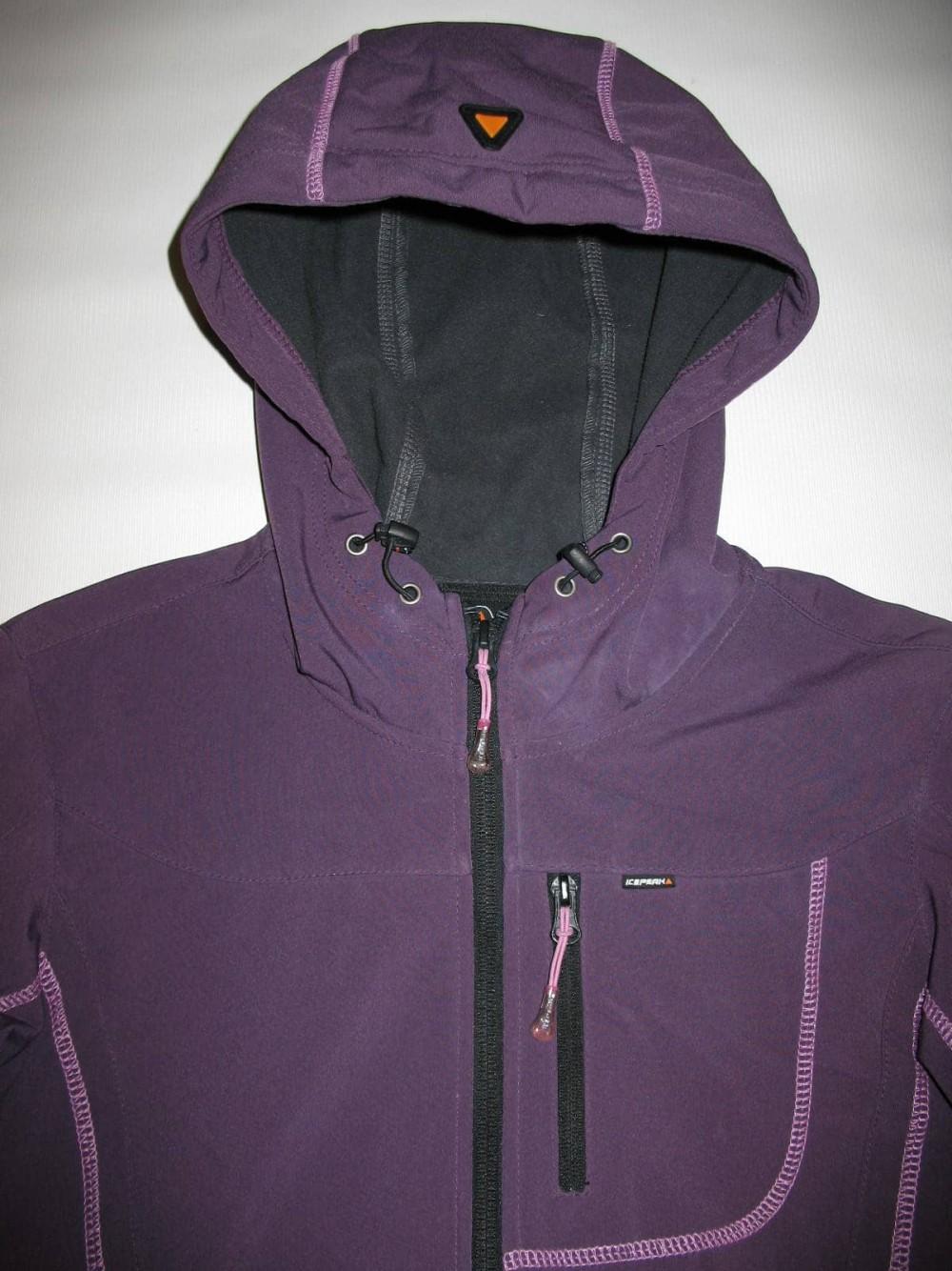 Куртка ICEPEAK softshell jacket lady (размер 38/M) - 2