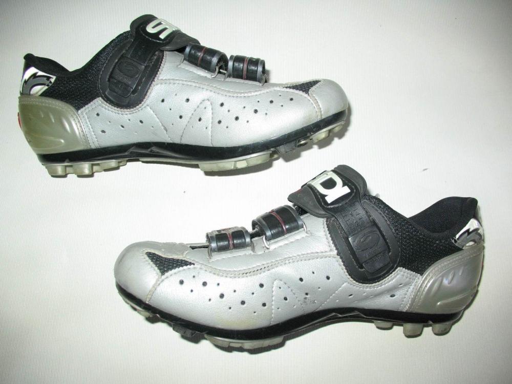 Велотуфли SIDI mtb shoes (размер EU41(на стопу 255mm)) - 6