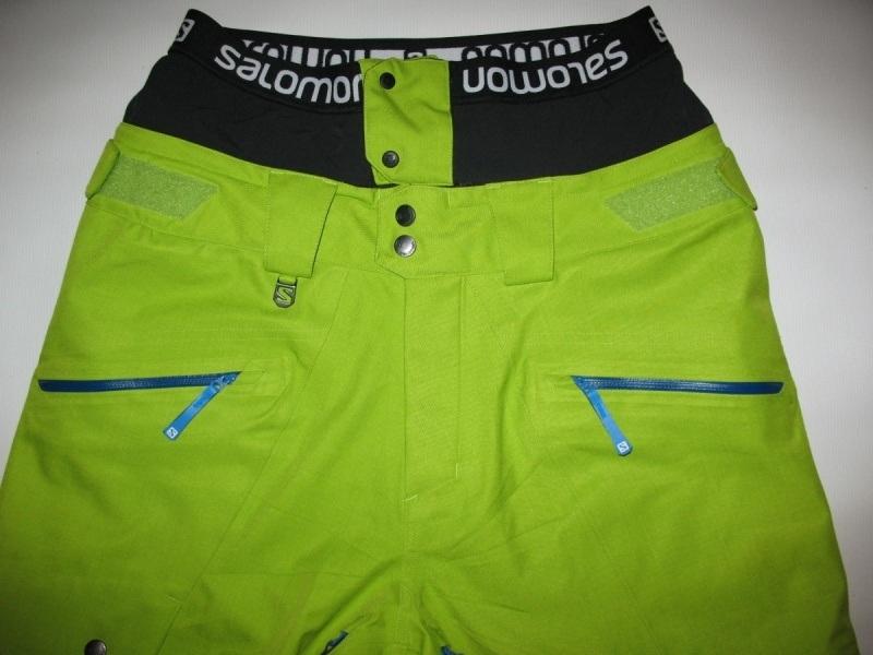 Штаны SALOMON Foresight pants  (размер M) - 4