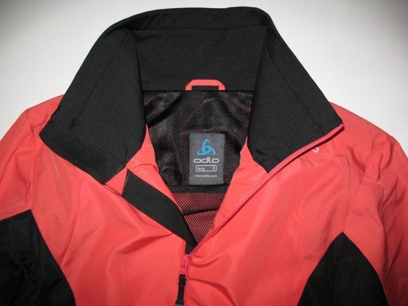 Кофта ODLO Logic windproof jacket lady (размер S) - 5