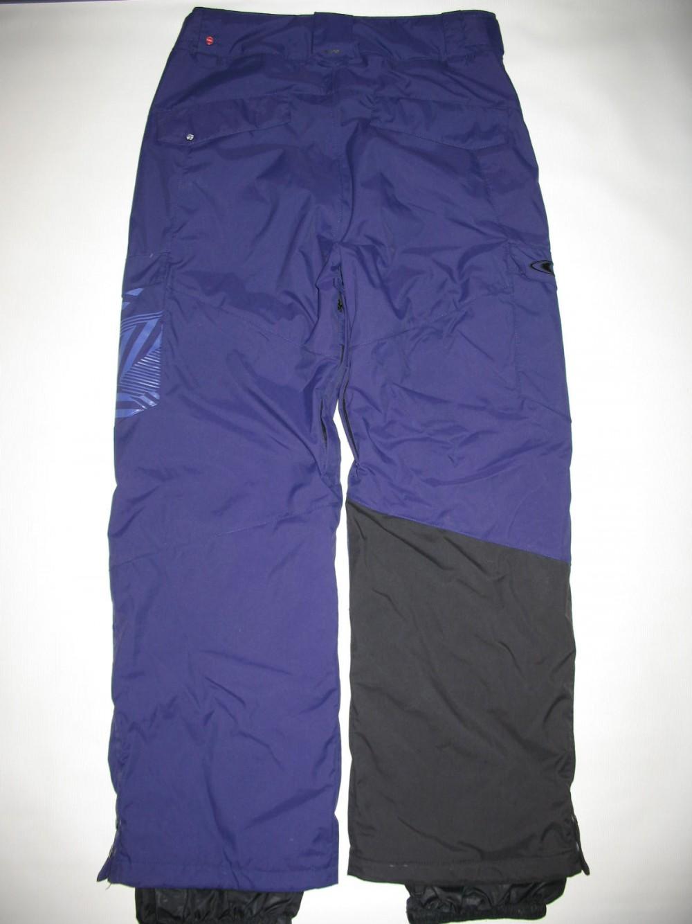 Штаны O'NEILL 10/10 snowboard pants (размер S) - 1