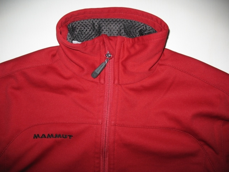 Кофта MAMMUT windstopper softshell jacket lady (размер S) - 2