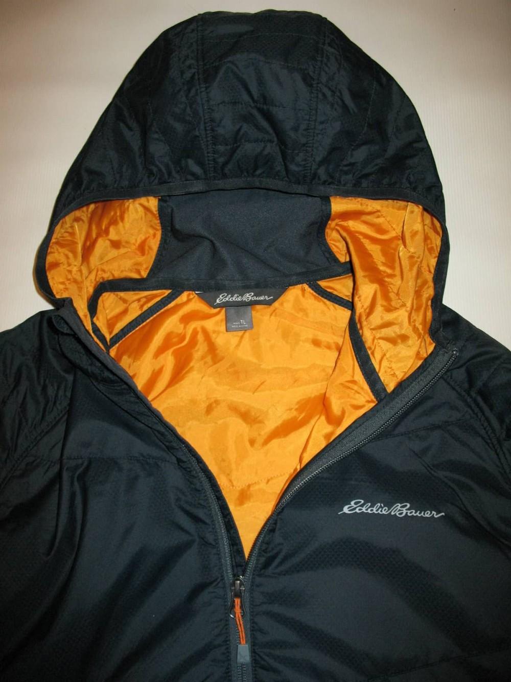 Куртка EDDIE BAUER ultralight hooded  jacket (размер L) - 1