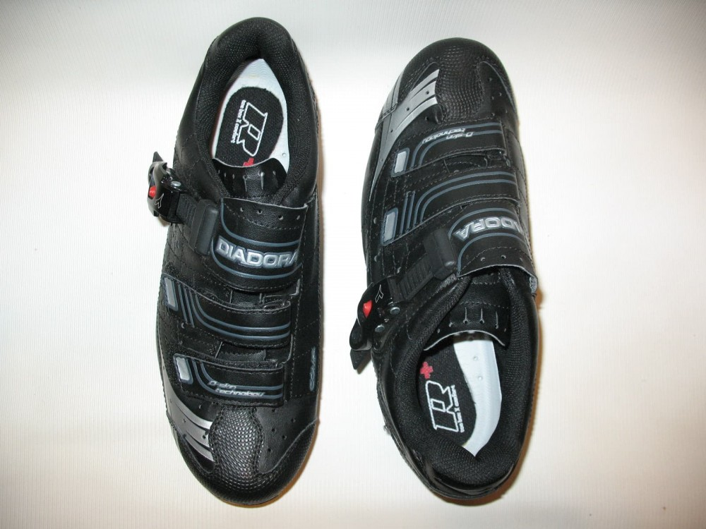Велотуфли DIADORA d-skin comp mtb  shoes (размер UK6/US6,5/EU39(на стопу до 245 mm)) - 3