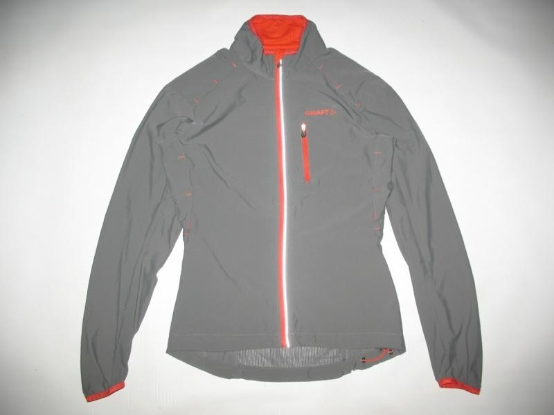 Кофта CRAFT Elite Run Jacket lady  (размер XS/S) - 1