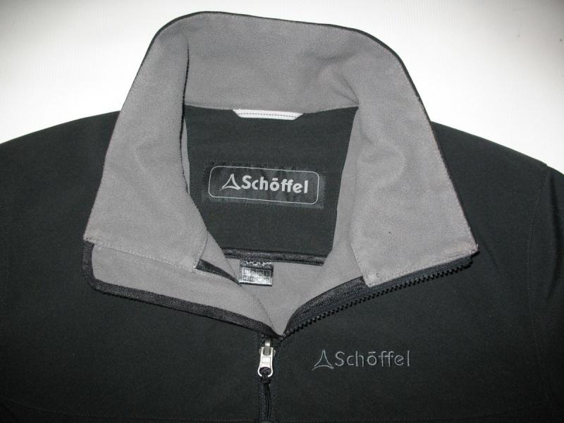 Кофта  SCHOFFEL  softshell  (размер 46-S/M) - 2