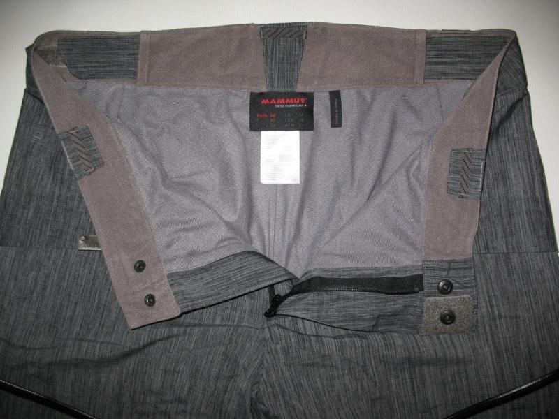 Штаны MAMMUT Dobson Pants (размер 50/L) - 6