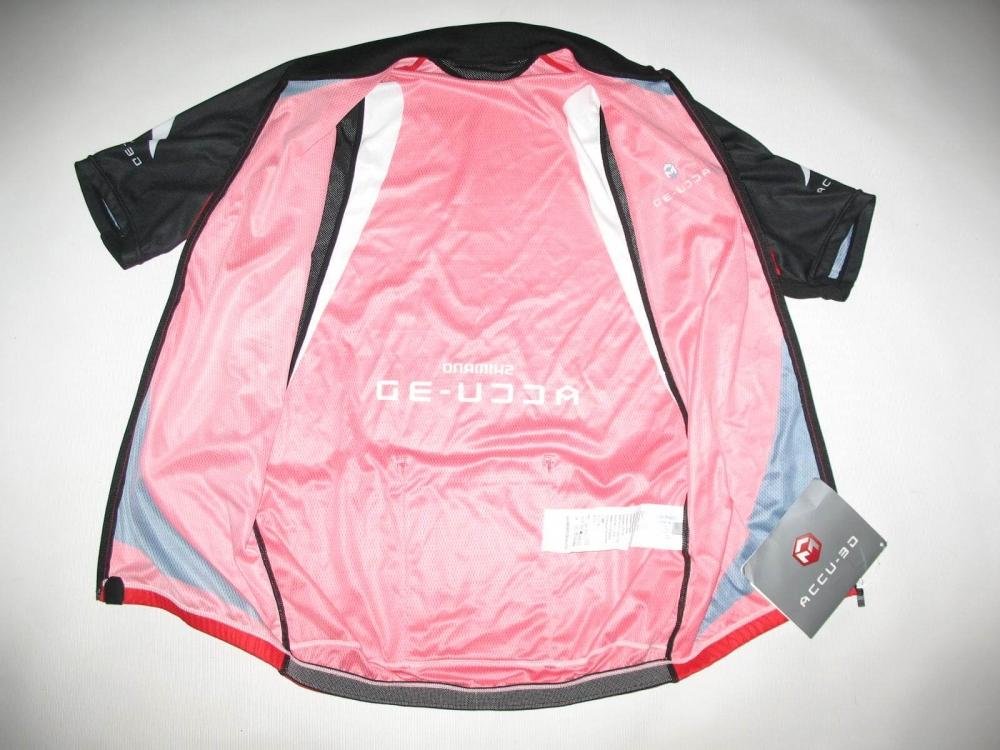 Веломайка SHIMANO accu-3D jersey (размер L) - 2