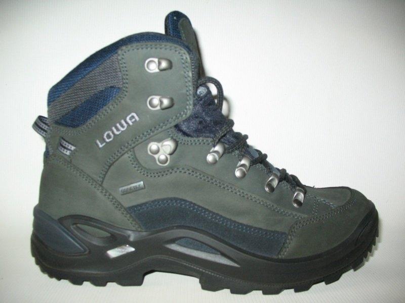 Ботинки LOWA Renegade GTX Mid Ws lady (размер US(L) 8, 5/UK6, 5/EU40(на стопу до 257 mm)) - 4
