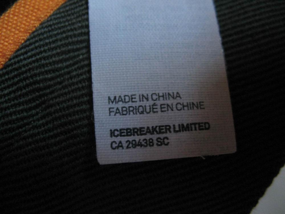 Шорты ICEBREAKER rover shorts (размер 52/L) - 8