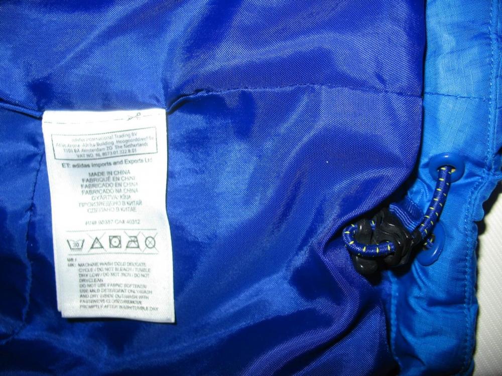 Куртка ADIDAS outdoor terrex primaloft jacket (размер XL/XXL) - 8