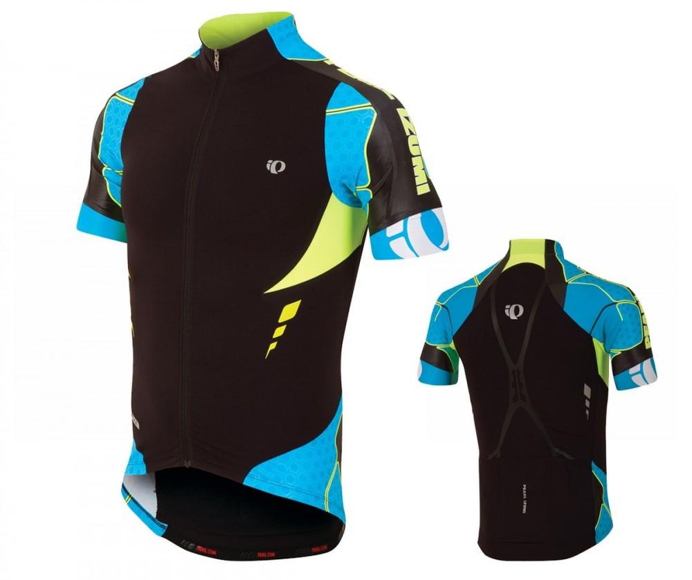 Веломайка PEARL IZUMI p.r.o. leader short sleeve jersey (размер L) - 2