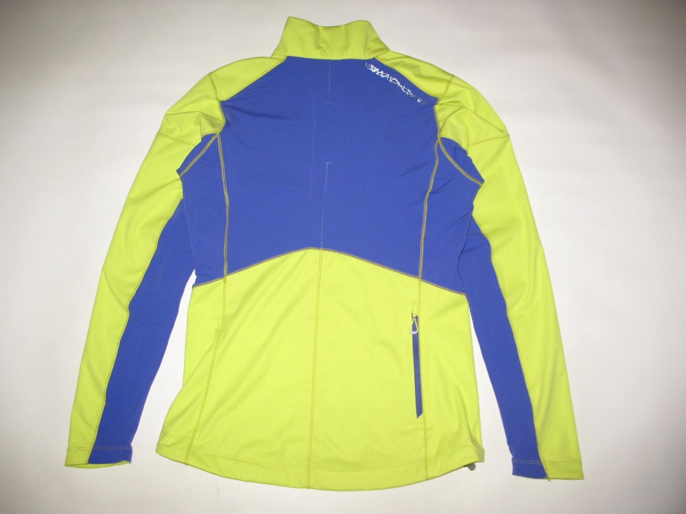 Куртка SALOMON lightning softshell jacket lady (размер S) - 2