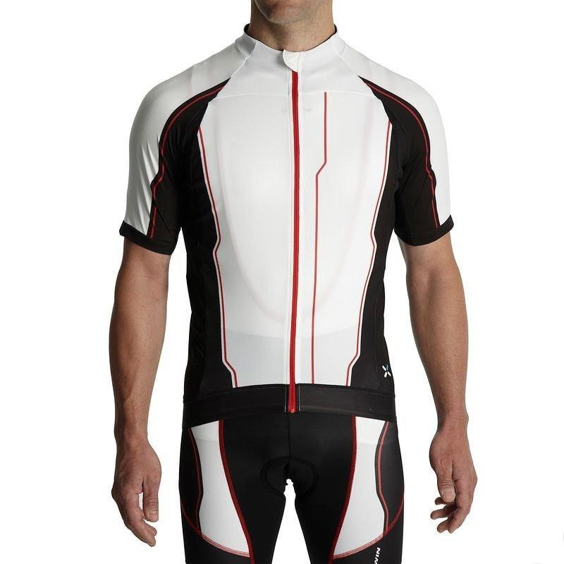 Велокомплект BTWIN 700 jersey+bib shorts (размер M) - 1