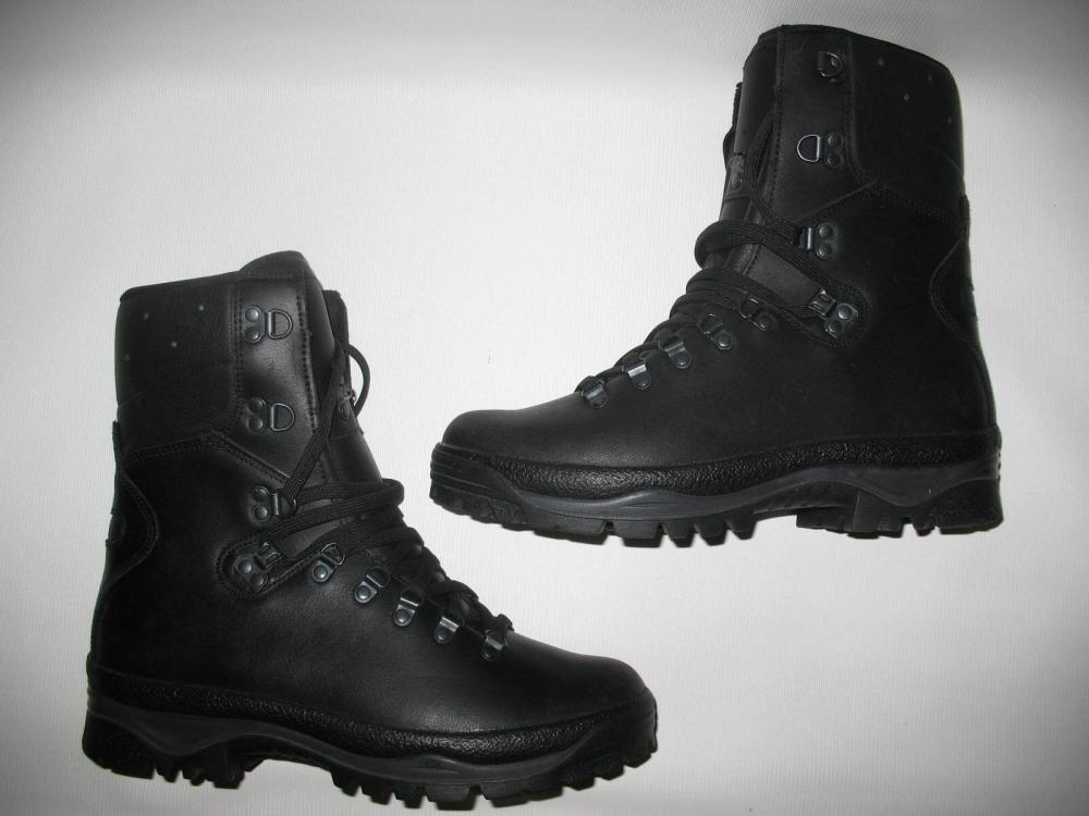 Ботинки MEINDL army boots (размер EU42(на стопу до 270mm)) - 4