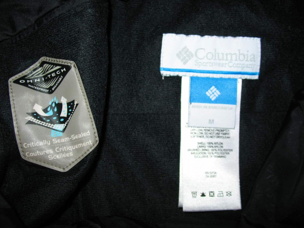 Штаны COLUMBIA bugaboo pants lady (размер M) - 11