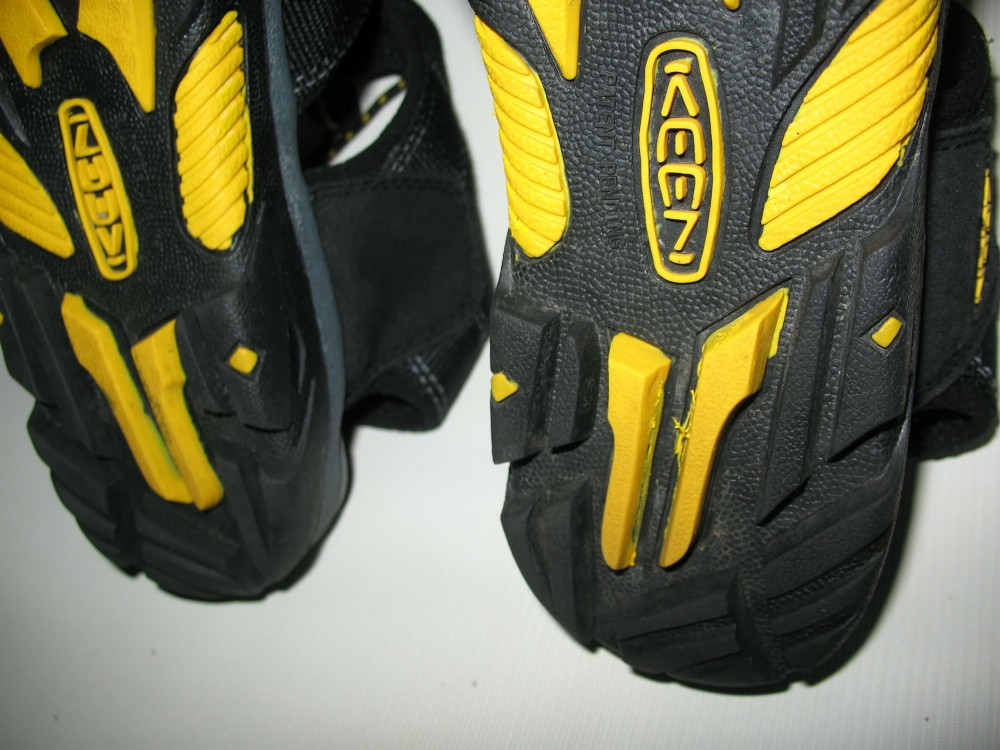 Велотуфли KEEN pedal commuter shoes (размер UK8,5/US9,5/EU42,5(на стопу до 275 mm)) - 8