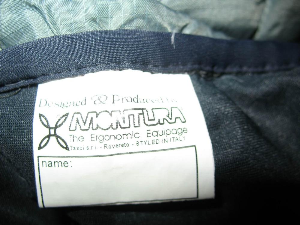 Куртка MONTURA down jacket (размер XL) - 11