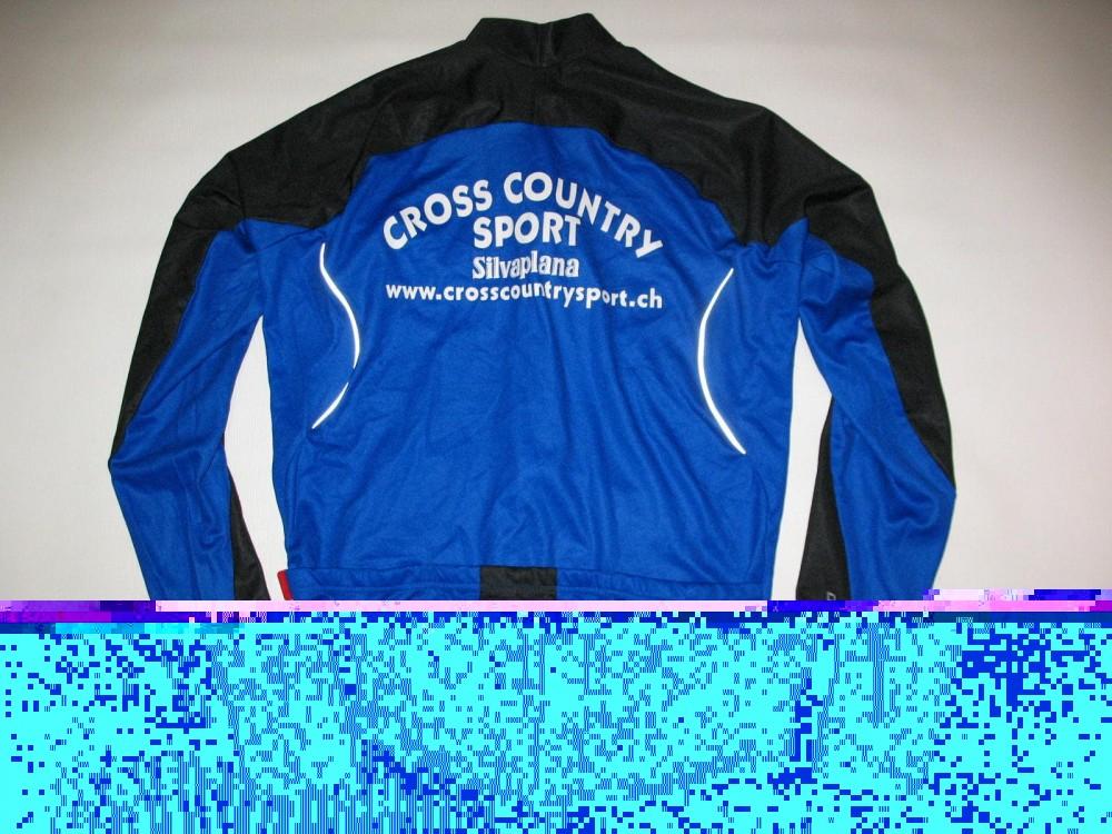 Велокуртка ASSOS airblock 799 cycling jacket (размер L) - 1