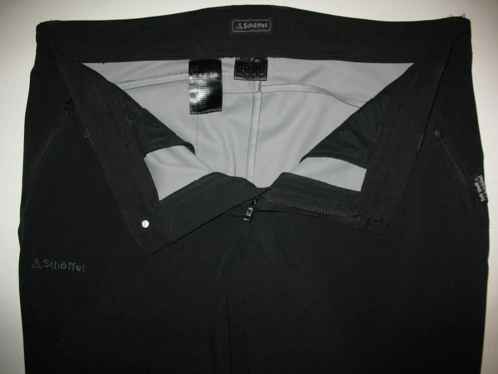 Штаны SCHOFFEL ice trail softshell pants (размер 56/XXL) - 6