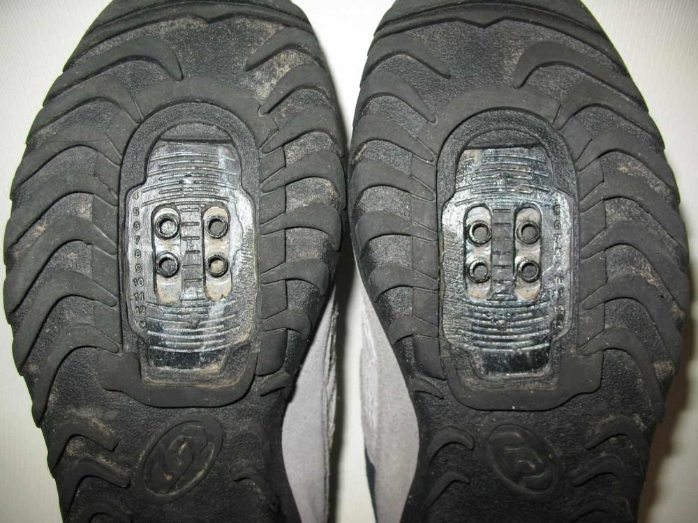Велотуфли LOUIS GARNEAU mtb shoes (размер UK6/US7/EU39(на стопу до 245 mm)) - 8