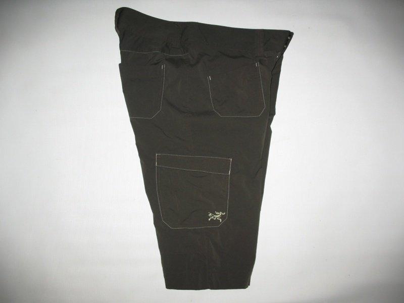 Шорты ARC'TERYX parapet long short lady (размер 10/M) - 4