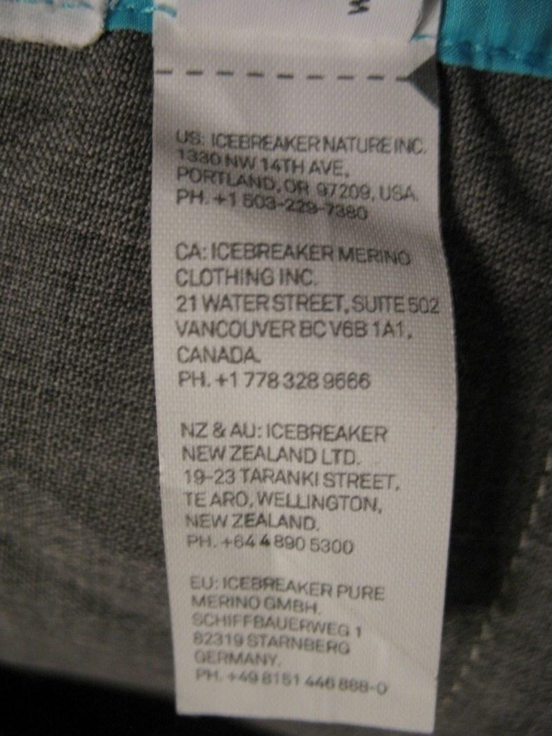 Куртка ICEBREAKER    Helix jacket lady  (размер M) - 13