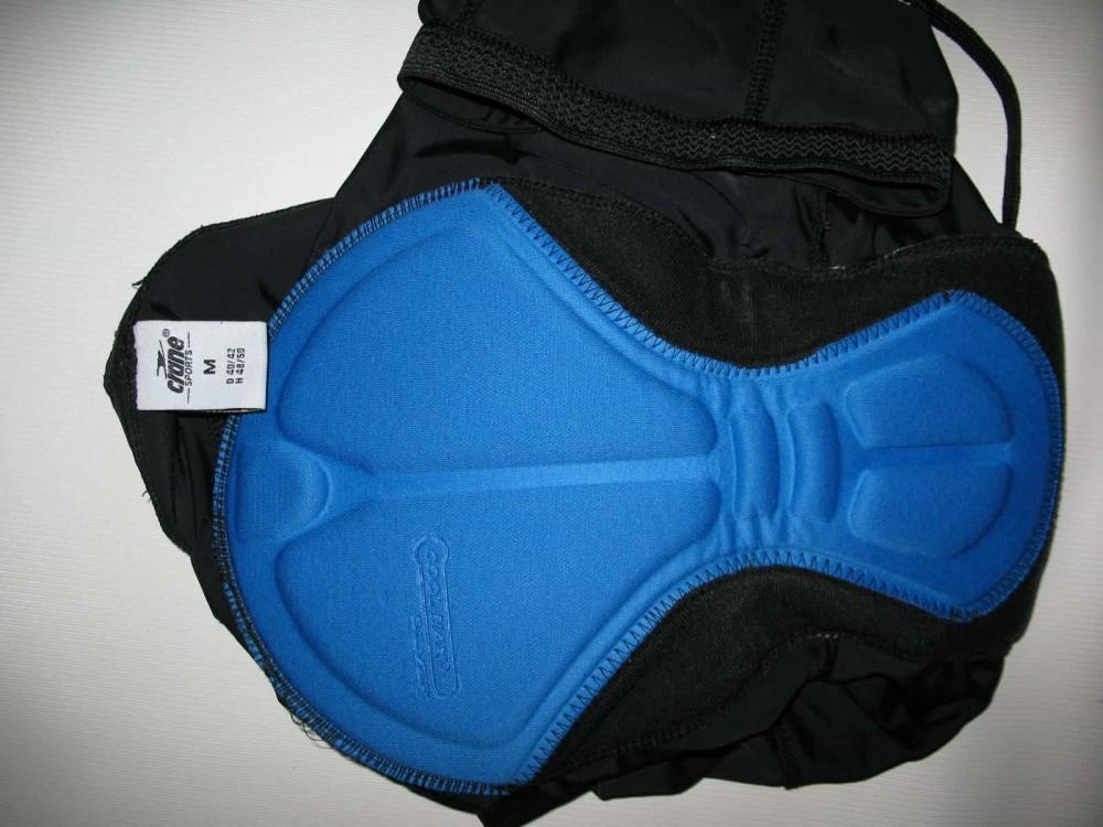 Велошорты CRANE cycling shorts (размер 48-50/M) - 4