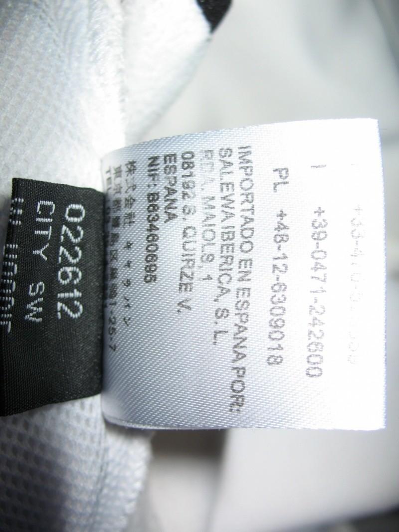 Кофта SALEWA city hoodies lady (размер M) - 9
