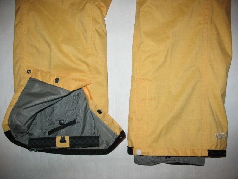 Штаны VANS 10/10 pants lady  (размер XS) - 8