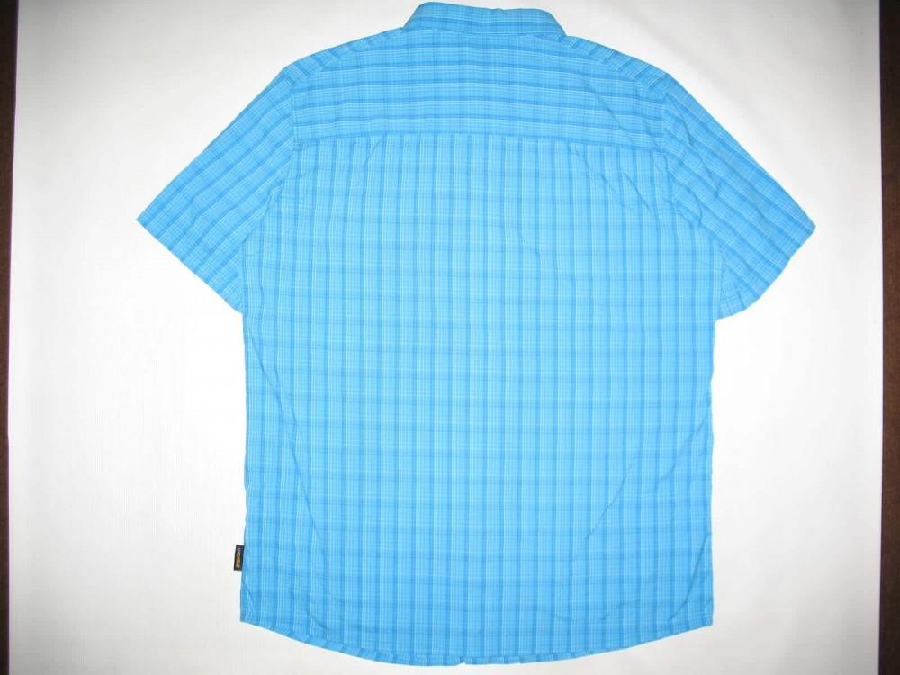 Рубашка JACK WOLFSKIN rays stretch vent shirt (размер XXXL/XXL) - 3