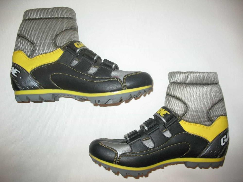 Велоботинки GAERNE polar MTB winter cycling boots (размер EU42(на стопу до 265mm)) - 3