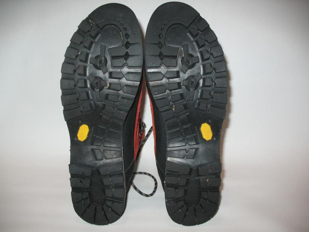 Ботинки LOWA Terek GTX boots (размер US10,5/UK9,5/EU44(на стопу до 283mm)) - 6