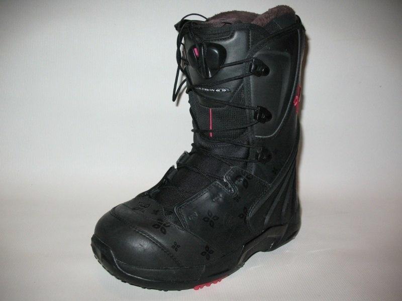 Ботинки SALOMON   optima lady  (размер US6, 5/UK5/EU38 (240 mm)) - 2