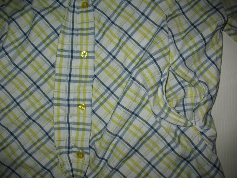 Рубашка ODLO shirt lady  (размер L/M) - 3