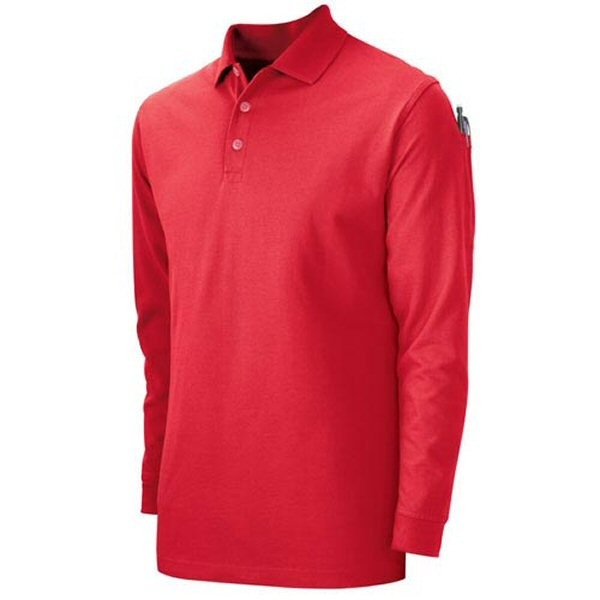 Свитер 5.11 tactical professional long sleeve polo jersey (размер М) - 2