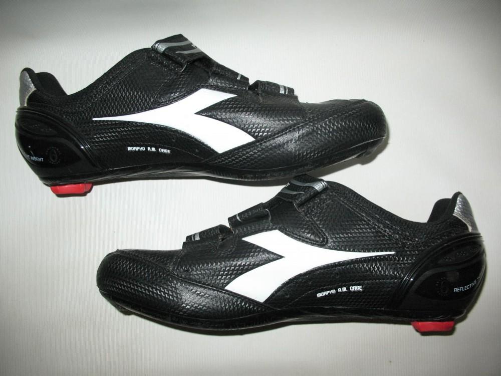 Велотуфли DIADORA aerospeed 2 road shoes (размер US13.5/UK13/EU48(на стопу 305 mm)) - 6
