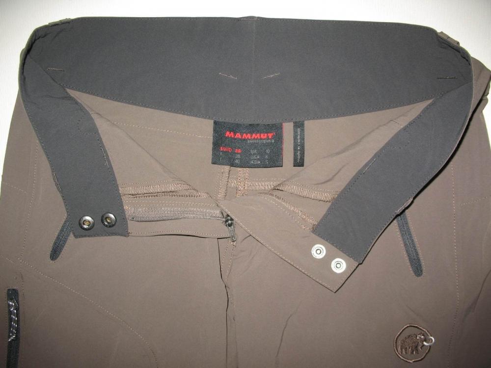Штаны MAMMUT runje pants lady (размер S/M) - 8