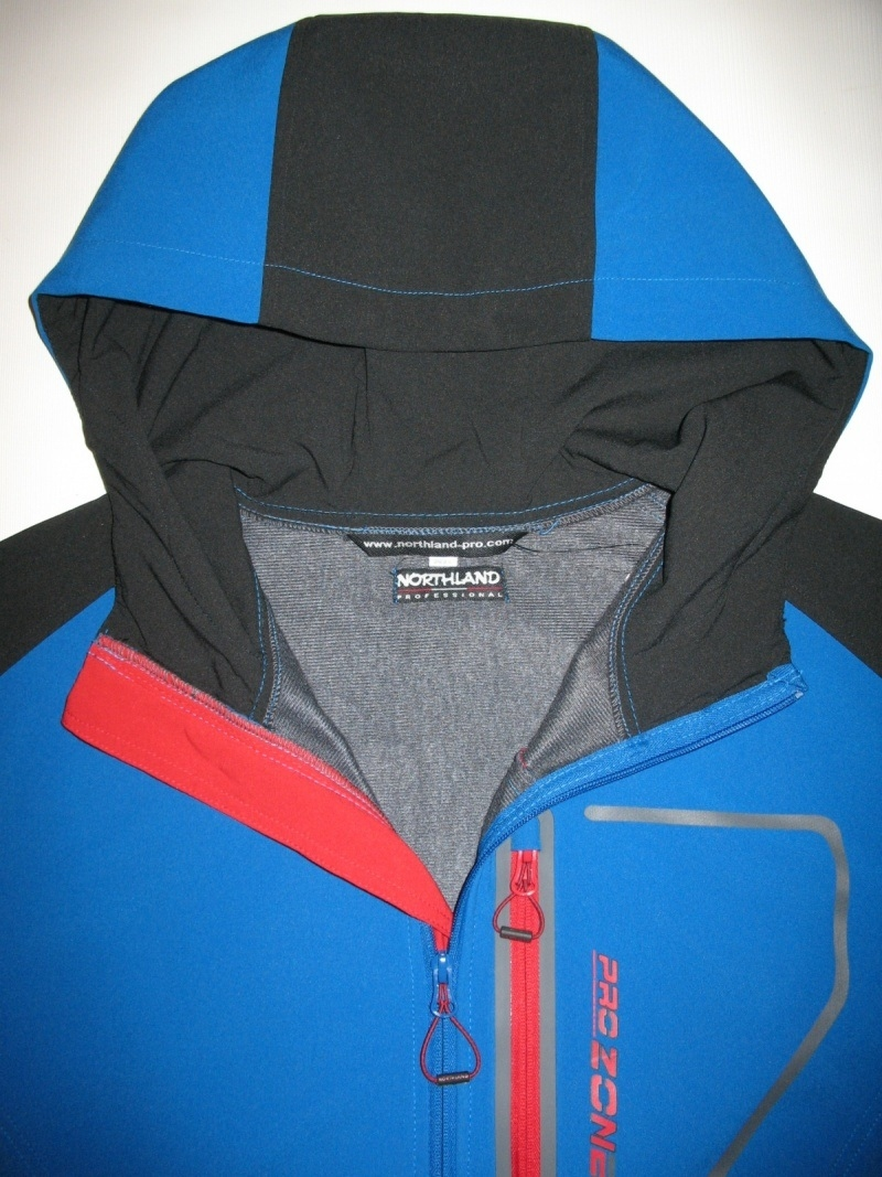 Куртка NORTHLAND Active Tech Borna softshell jacket (размер XXL) - 5